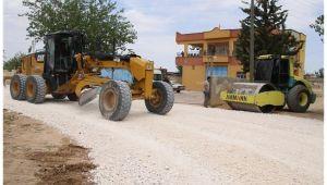 Haliliye Kırsalında Yol Sorunları Çözülüyor