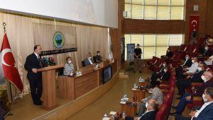 Hedef: Urfa'yı İslam Turizm Başkenti yapmak