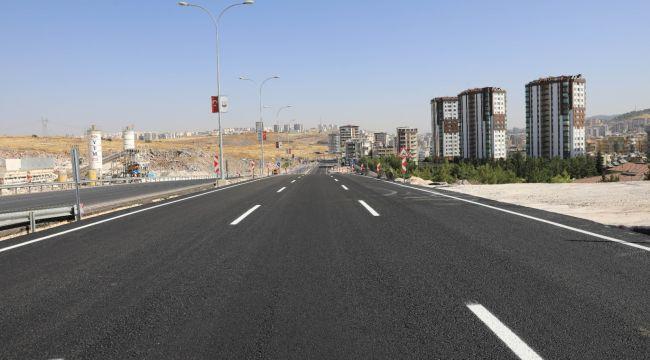 Karaköprü Köprülü Kavşağı açılıyor