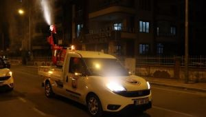 Şanlıurfa Büyükşehir ilaçlama için özel ekip kurdu