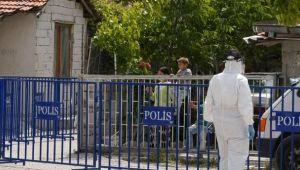 Şanlıurfa'da 17 bina karantinaya alındı