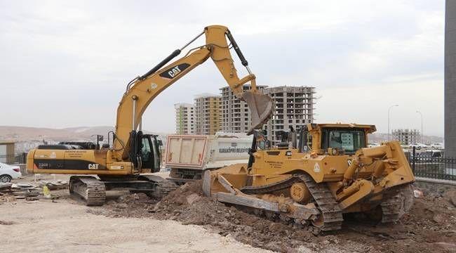 Şanlıurfa'da yeni yollar açılıyor