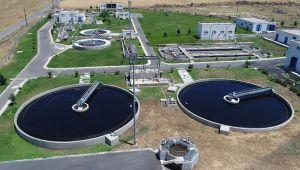 Siverek Atık Su Arıtma Tesisi Çevreyi Koruyor