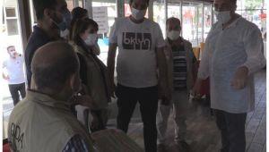 Urfa'da Gıda denetimleri devam ediyor