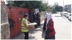 Viranşehir Belediyesi öğrenci ve velileri unutulmadı
