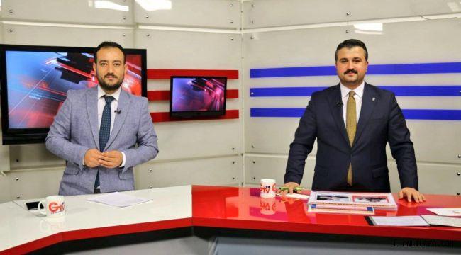 AK Parti İl Başkanı Yıldız: Yalan ve iftira ile gönül kazanılmaz