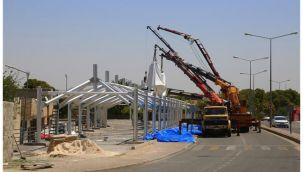 Eyyübiye'ye yeni ve modern semt pazarı