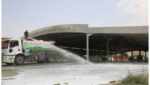 Karaköprü Belediyesi Kurban Bayramına hazır