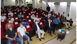 Karete bölge istişare toplantısı Şanlıurfa'da yapıldı