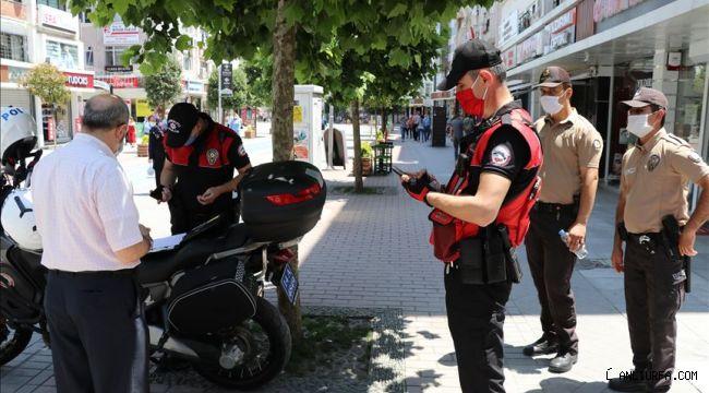 Şanlıurfa'da Temmuz ayında kesilen para cezası açıklandı