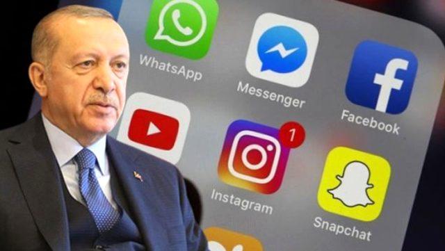 Sosyal medya düzenlemesi için Erdoğan'ın masasında 2 formül var!