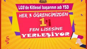 YSD Öğrencilerinden büyük başarı