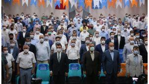 AK Parti Şanlıurfa'da kongre startını verdi