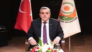 Başkan Beyazgül, AK Partinin kuruluş yıl dönümünü kutladı