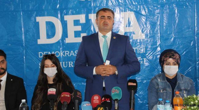 DEVA Partisi Şanlıurfa İl Yönetimi belli oldu