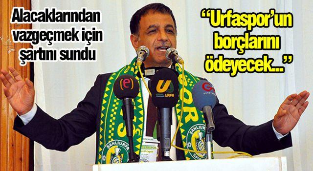 Fethi Şimşek'ten Urfaspor açıklaması