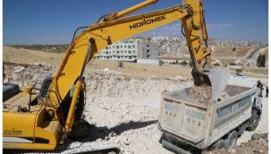 Haliliye Belediyesi Devteşyti Mahallesinde Yeni Yollar Açıyor