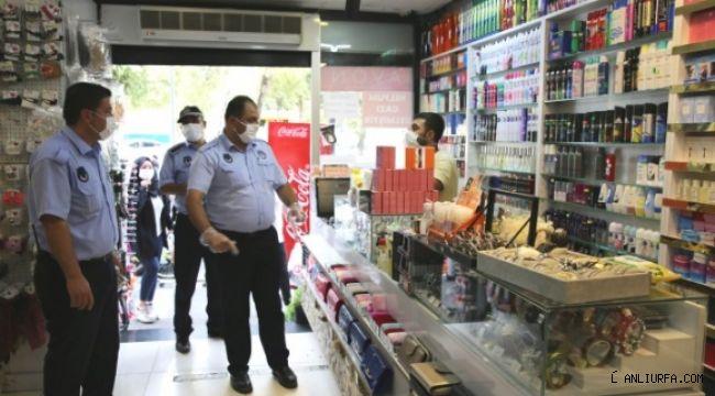 Şanlıurfa Büyükşehir Zabıta Ekipleri Denetimlerini Sürdürüyor