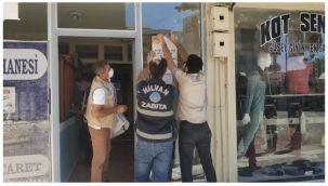 Şanlıurfa'da 2 günde 6 bin 591 iş yeri denetlendi
