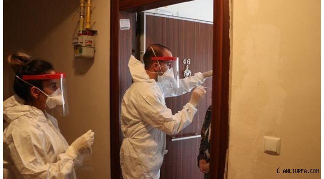 Şanlıurfa'da Mobil Sağlık Hizmetleri devam ediyor