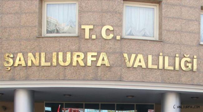 SON DAKİKA: Şanlıurfa'da yeni tedbir kararları alındı