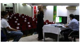 Urfa'daki üniversite adaylarına tercih desteği