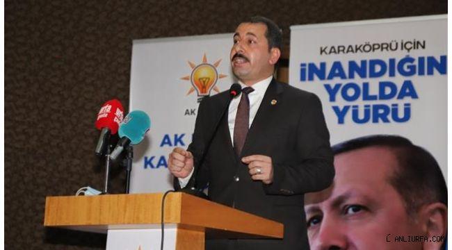 Başkan Baydilli: Urfa'yı birlik ve beraberlikle kalkındıracağız