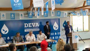 DEVA Partisi Akçakale Kongresi gerçekleşti
