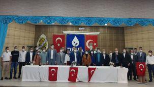 DEVA Partisi Şanlıurfa'da ilk kongresini gerçekleştirdi.