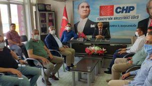 Gelecek Partisinden CHP'ye ziyaret!