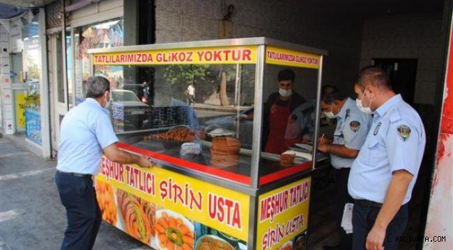 Şanlıurfa Büyükşehir'den kaldırım işgallerine sınırlama