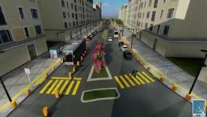 Şanlıurfa Büyükşehir Yunus Emre Caddesi İçin Anket Yaptı