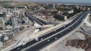 Urfa Çevik Kuvvette yan yollar asfaltlanıyor