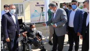 Akülü Sandalyesi Çalınan Merve Aracına Kavuştu