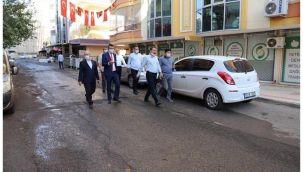 Başkan Baydilli mesaiye Esentepe'de başladı