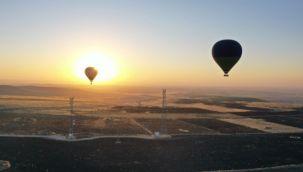 Göbeklitepe'de Balon Uçuşları Başlıyor