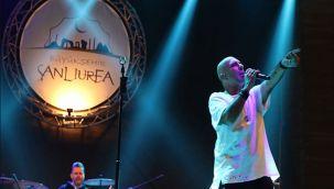 Grup Gripin Urfa'da konser verdi
