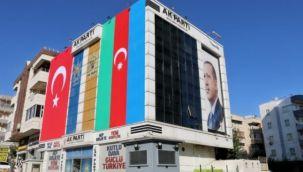 Şanlıurfa AK Parti'den Azerbaycan'a Tam destek
