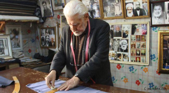 Urfa'da Son Osmanlı Terzisi Hayatını Kaybetti
