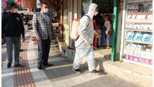 Çokan: Akçakale'de Covid-19 tedbirleri devam ediyor