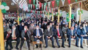 Gelecek Partisi Birecik İlçe Kongresi Urfa'yı salladı!