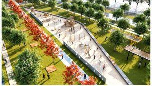 Haliliye'de Millet Bahçesi İhaleye Çıkıyor