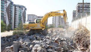 Karaköprü Belediyesinden yol yapım çalışması