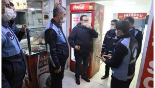 Şanlıurfa'da Pandemi Tedbirleri Başladı