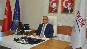 TKDK desteğiyle Şanlıurfa'ya 23 Milyonluk yatırım