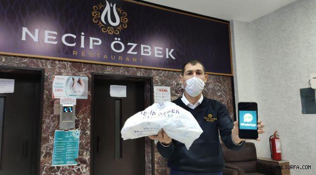 Necip Özbek Restaurantta Paket servisi ücretsiz
