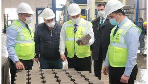 Şanlıurfa Büyükşehir büz boru üretimine geçiyor
