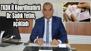 TKDK'dan Şanlıurfa'ya 52 Milyonluk Yatırım