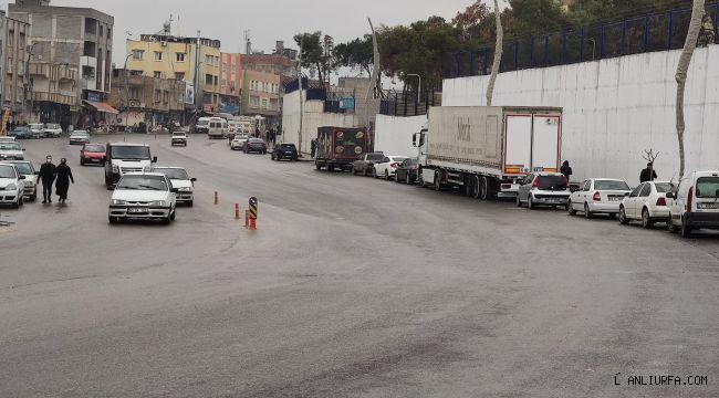 Açıksu Caddesindeki trafik karmaşası son buldu