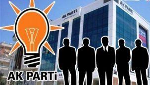 AK Parti heyeti Şanlıurfa'da